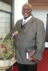 Image of Reverend Tedric Jeffery